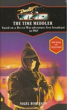Doctor Who - The Time meddler. NEUF & NEUF A SUPERBE Story! Target livres