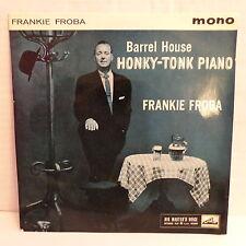 FRANKIE FROBA Barrel house Honky tonk piano 7 EG 8554 MONO