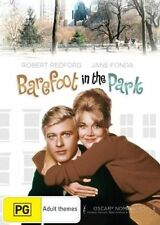 Barefoot In The Park, Region 4 DVD Robert Redford