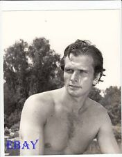 Ron Ely barechested Photo from Original Negative Tarzan