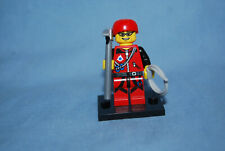 Authentic Lego Series 11 Minifigure Mountain Climber Pick-Axe 71002 Minifig