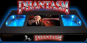 Phantasm (1979) - Retro VHS Lamp +Remote Control - Classic 70s 80s Horror