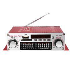 Kentiger Hy-602 Mini Portable Hifi Stereo Power Digital Amplifier With Fm  W0O3