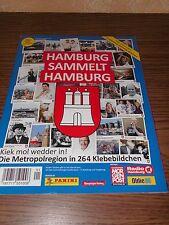 Panini / Hamburg Sammelt Hamburg/ Leeralbum rot 216