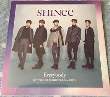 SHINee Limited DVD EVERYBODY SM TOWN TOKYO 2014 ONEW JONGHYUN KEY MINHO TAEMIN