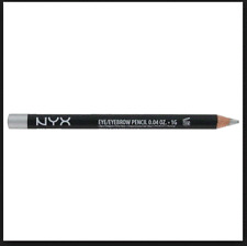 NYX Eyeliner /Eyebrow Pencil - Silver 905