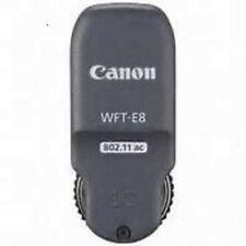 Canon WFT-E8B Wireless File Transmitter EOS-1D X Mark II Fast Shipping Japan EMS