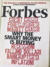 Forbes Magazine Why The Smart Money Is Buying April 21, 2008 081317nonrh