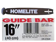 HOMELITE Tronconneuse piece guide chaine  40 cm  150 SEZ XL12 sxl 330 360 410