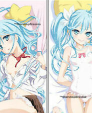 Denpa Onna à Seishun Otoko - Erio Towa Smooth Huggable Pillow Couverture Cospa