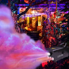 Nebelmaschine RGB Lichteffekt 3in1 LED Bühneneffekt Hochzeit 500W Rauchmaschine