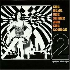 The Beat The Shake And The Lounge Vol 2: (New/Sealed Digipack CD))