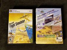 Microsoft Flight Simulator X: Gold Edition (PC: Windows, 2008) No Manual