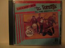 Original 1989 VENTURES Walk Don't Run Greatest Hits CD 400GS