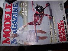 µµ Modele Magazine n°480 Plan encarté Boomerang  /Spirit