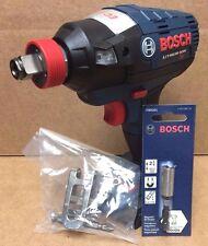 Bosch IDH182B 18-Volt 1/2-Inch Brushless Socket Ready Impact Driver - Bare Tool