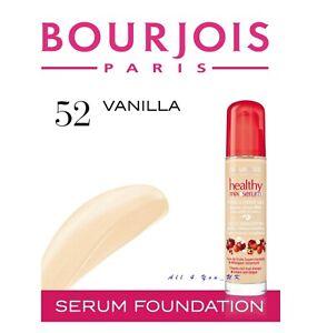 Bourjois  HEALTHY MIX SERUM FOUNDATIONS - 52 VANILLA