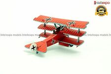 FOKKER DR.I - 1917 German Fighter Plane WWI Diecast Model Brand New 1:72 No 1