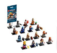 Brand New Lego Harry Potter Series 2, Lego 71028 Choose Your Minifigure