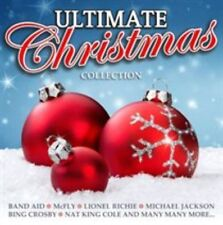 The Ultimate Christmas Collection 3 CD Set - Release 16th October 2015