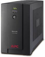 APC Power Saving Back UPS 6 Outlets 1400VA 700W Uninterruptible Power Supply