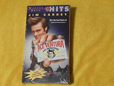 Ace Ventura + The Duck Factory + Once Bitten + Rubberface (VHS x 4) JIM CARREY
