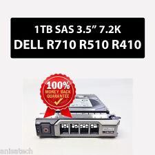 "DELL 3.5"" R710 R510 R410 Seagate Constellation ES 1TB SAS 7.2K  ST31000424SS"
