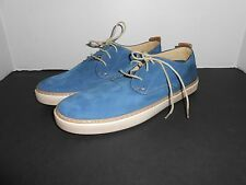 Wolverine 1883 Men's Luis Blue Weltcup Oxford Casual Shoes W00733 New size 10.5