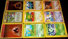 PROMO POKEMON Lot de  9 Cartes NEUVES N° LPP9 A