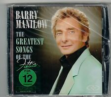 Barry Manilow - THE GREATEST SONGS OF THE FIFTIES - Dual CD - neu in folie
