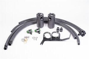 Radium Engineering for 2015+ Subaru WRX Dual Catch Can Kit