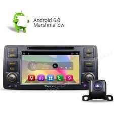 CAM+ Eonon Android 6.0 Car Stereo DVD Player Bluetooth GPS Navigation BMW E46 I