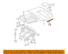 FORD OEM 99-02 Mustang Hood-Vent Cover YR3Z16C630AA