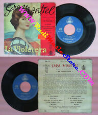 LP 45 7'' SARA MONTIEL La violetera HISPA VOX HH 1751 no cd mc dvd vhs