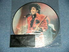 PRINCE usa PROMO ONLY?Limited PICTURE DISC BLACK ALBUM  Ship from Japan
