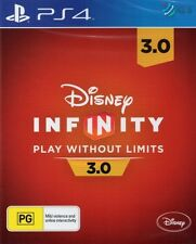 Disney Infinity 3.0 Standalone Software PS4 * NEW SEALED PAL * PG RedCov