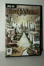 CIVILIZATION IV GIOCO USATO PC DVD VERSIONE ITALIANA RS2 51592
