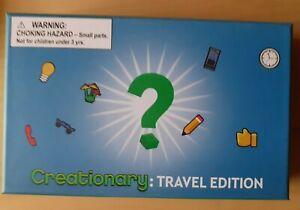 Lego VIP 5006865 Creationary Spiel Travel-Edition - neu & OVP