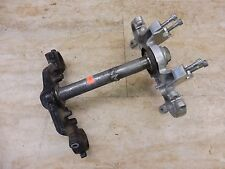 1984 Honda VT500 VT 500 Ascot H1446' triple tree steering stem parts