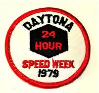 1980 Sebring Fla 24 Hours Endurance Porsche Turbo Race Patch New NOS