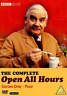 Open All Hours S1-4 Bxst Sainsbury Ex (UK IMPORT) DVD [REGION 2] NEW