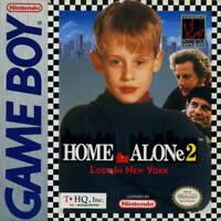 Home Alone 2 II Nintendo Game Boy