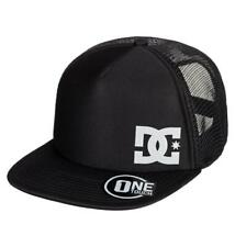 "DC ""GREETERS"" TRUCKER HAT. BLACK"