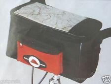 Amaro Fahrradlenkertasche Fahrradtasche Kartenfach Kühltasche ca.7 Liter Neu
