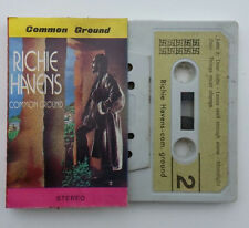 MC Musicassetta Richie Havens Common Ground Cassette Tape