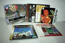 NEON GENESIS EVANGELION 2ND IMPRESSION USATO SEGA SATURN ED JAP NTSC/J VBC 43395