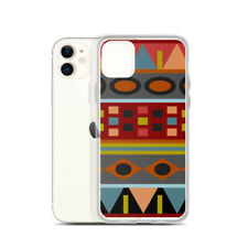 iPhone Ethnic Phone Case, Aztec, African, Native American Indian Pattern Case