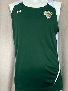All Marine Sports Wounded Warrior Track Running Singlet, Size Mens XL