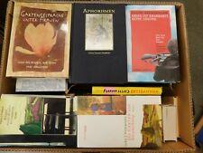 46 Bücher Hardcover Romane Sachbücher verschiedene Themen Paket 3