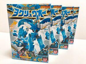 Kishiryu Sentai Ryusoulger Mini Pla Yokuryuoh Complete set FedEx First Ship F/S
